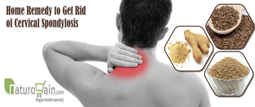 Remedy to Get Rid of Cervical Spondylosis