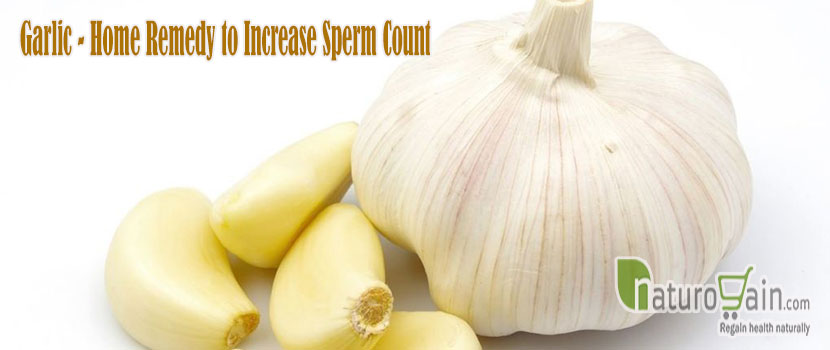 Remedy to Increase Sperm Count