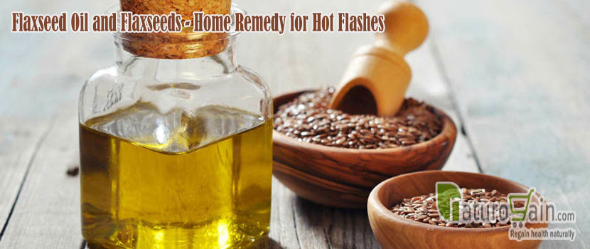 Flaxseed Oil and Flaxseeds