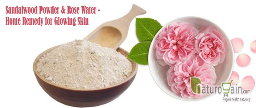 Home Remedy for Glowing Skin