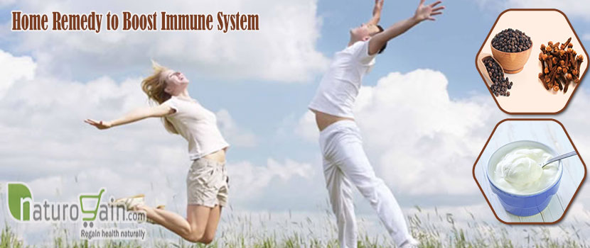 Home Remedy to Boost Immune System