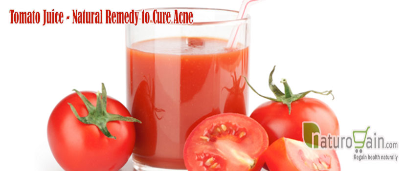 Natural Remedy to Cure Acne