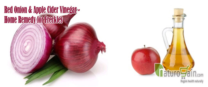 Red Onion and Apple Cider Vinegar