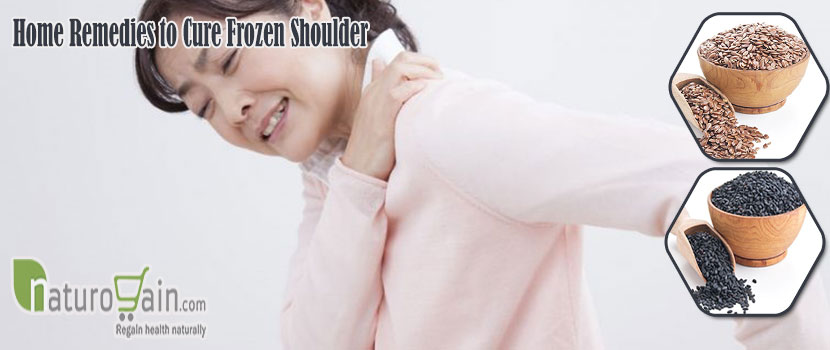 Remedies to Cure Frozen Shoulder