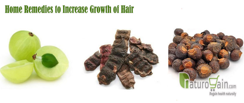 Remedies to Increase Growth of Hair