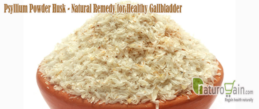 Remedy for Healthy Gallbladder