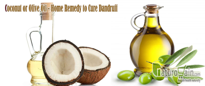 Remedy to Cure Dandruff