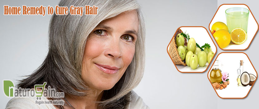Remedy to Cure Gray Hair