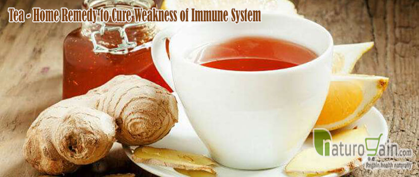 Remedy to Cure Weakness of Immune System