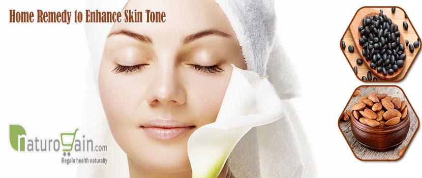 Remedy to Enhance Skin Tone