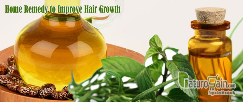 Remedy to Improve Hair Growth