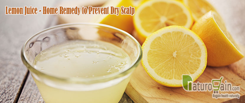 Remedy to Prevent Dry Scalp