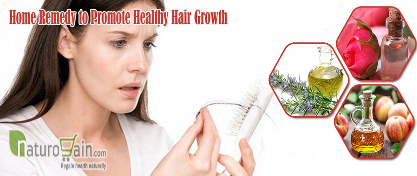 Remedy to Promote Healthy Hair Growth