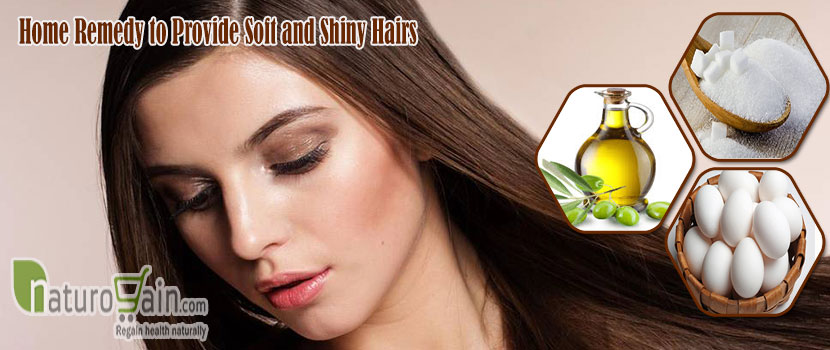 Remedy to Provide Soft and Shiny Hairs