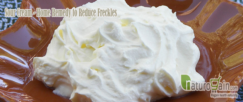 Remedy to Reduce Freckles