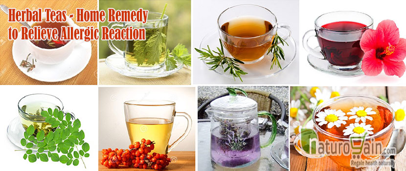 Remedy to Relieve Allergic Reaction