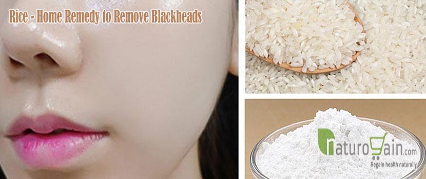 Remedy to Remove Blackheads