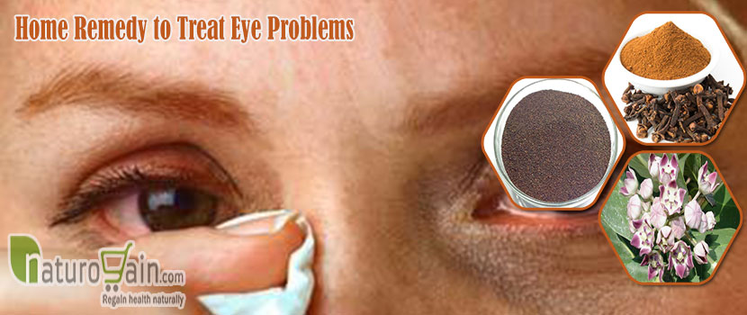 Remedy to Treat Eye Problems