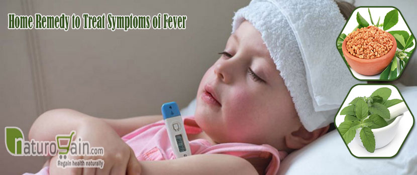 Remedy to Treat Symptoms of Fever