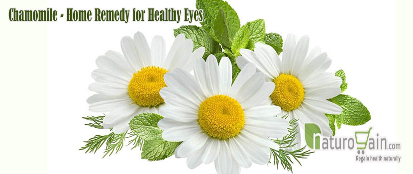 Home Remedy for Healthy Eyes