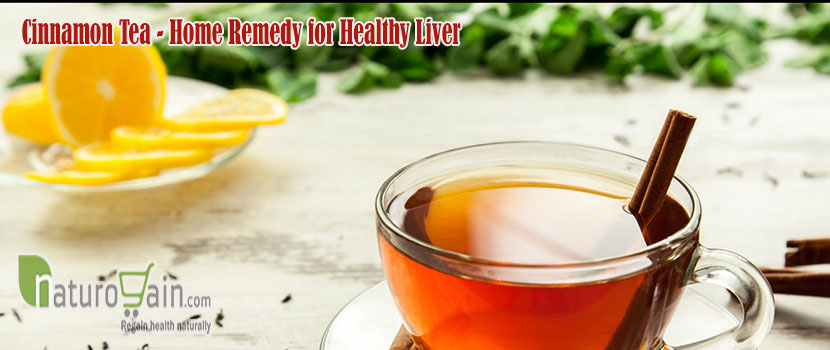 Home Remedy for Healthy Liver