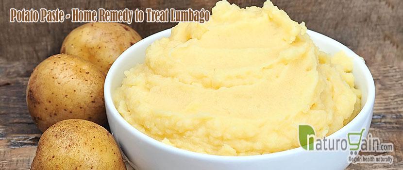 Potato Paste