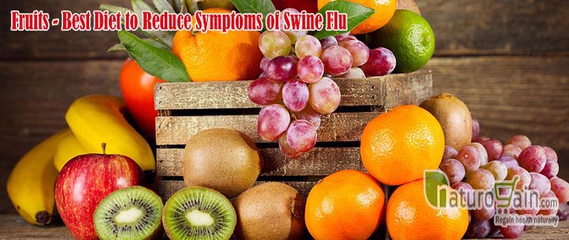 Reduce Symptoms of Swine Flu