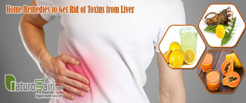 Remedies to Get Rid of Toxins from Liver