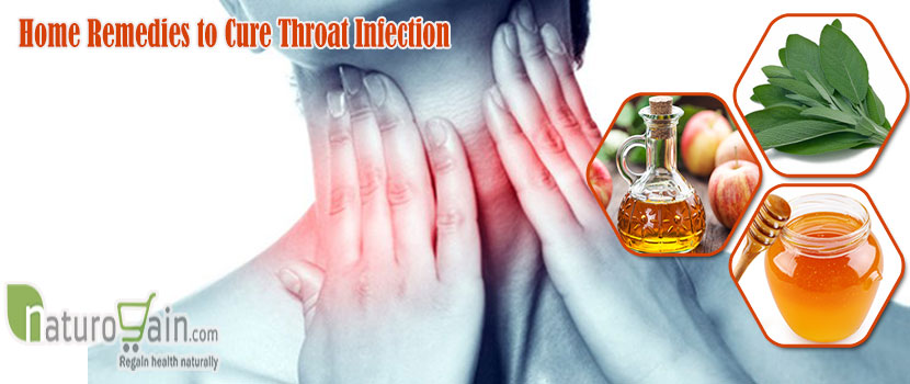 Remedies to Cure Throat Infection
