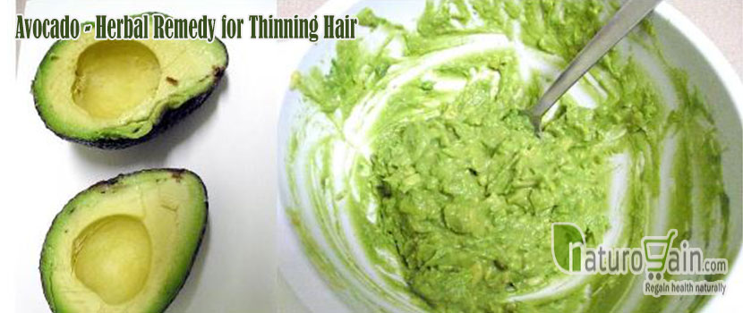 Remedy for Thinning Hair