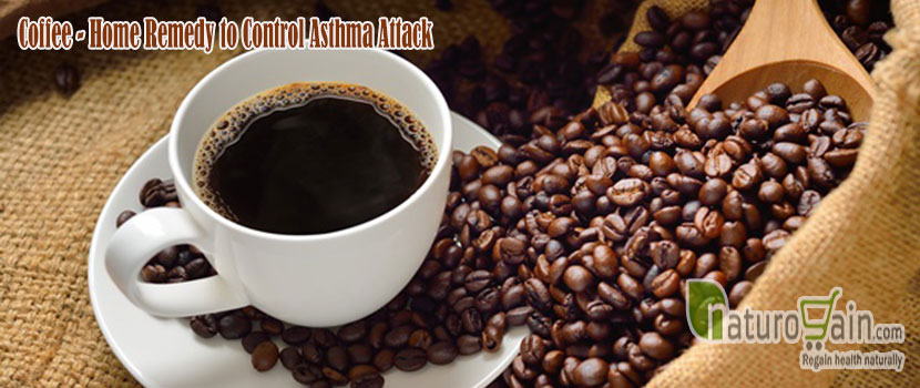 Remedy to Control Asthma Attack
