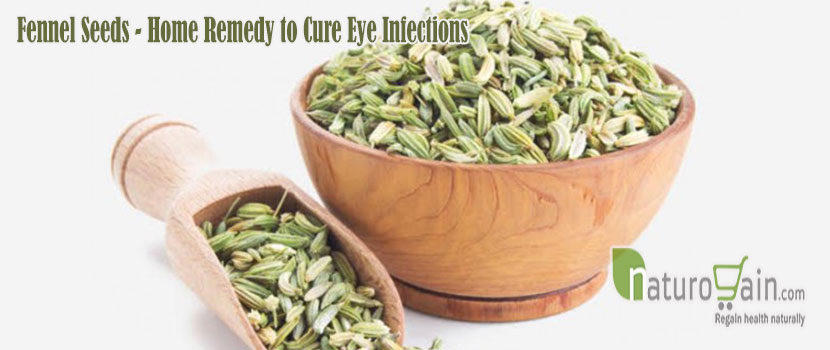 Remedy to Cure Eye Infection