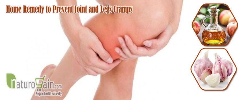Remedy to Prevent Joint and Leg Cramps