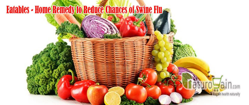 Remedy to Reduce Chances of Swine Flu