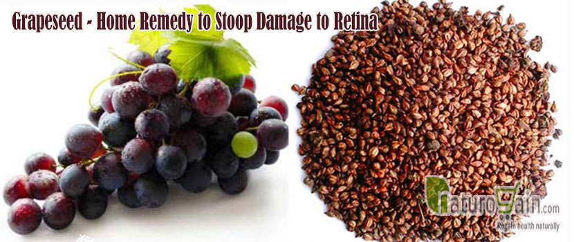 Remedy to Stop Damage to Retina