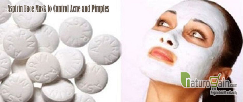 Aspirin Face Mask