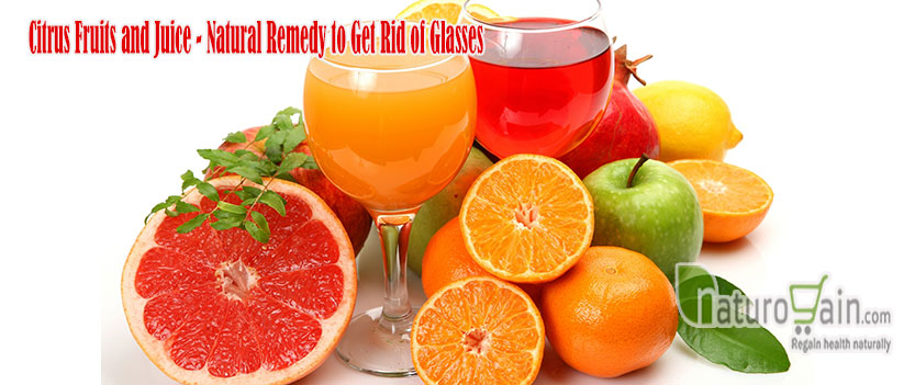 Citrus Fruits and Juice