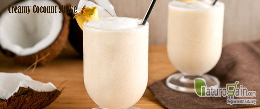 Creamy Coconut Shake