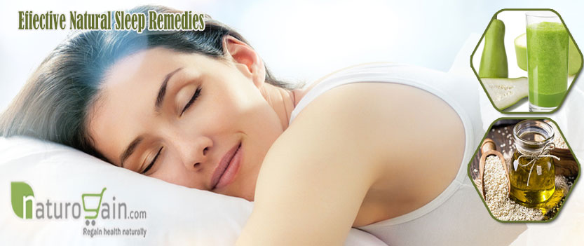 Effective Natural Sleep Remedies