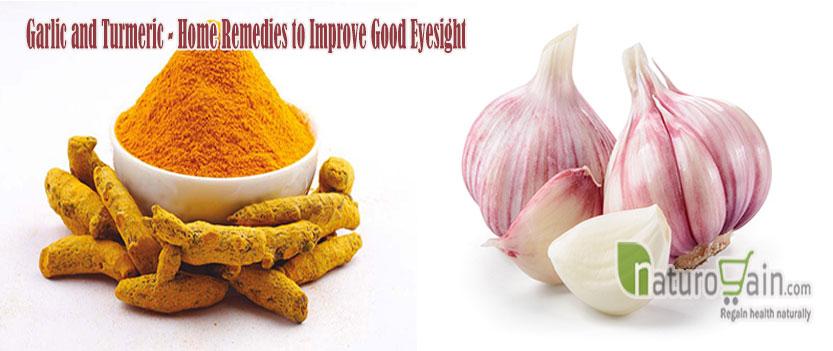 Garlic and Turmeric