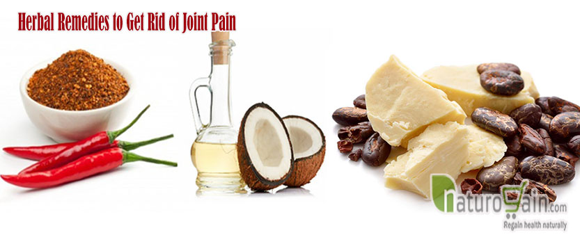 Herbal Remedies to Get Rid of Joint Pain