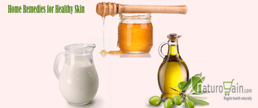 Home Remedies for Healthy Skin