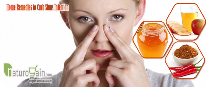 Home Remedies to Curb Sinus Infection