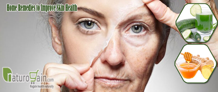 Home Remedies to Improve Skin Health