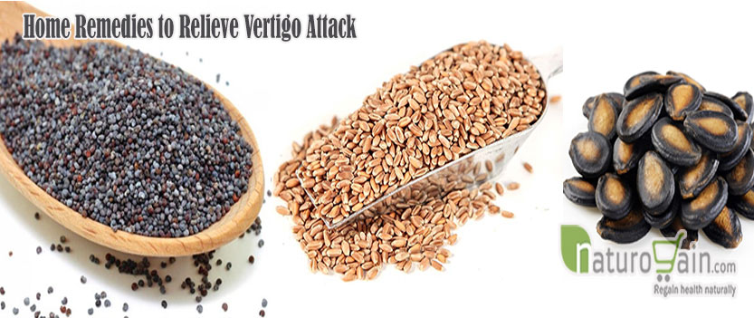 Home Remedies to Relieve Vertigo Attack