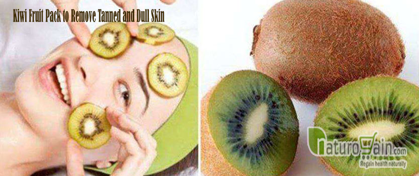 Kiwi Fruit Face Pack