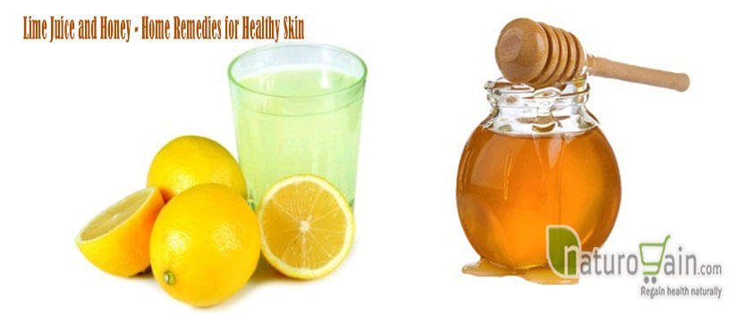 Lime Juice and Honey