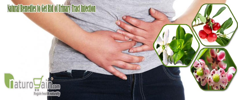 Natural Remedies to Get Rid of Urinary Tract Infections