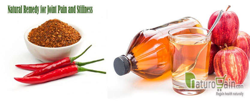 Natural Remedy for Joint Pain and Stiffness
