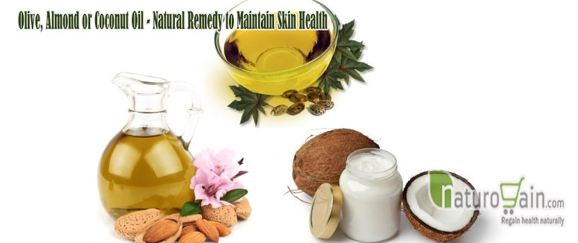 Natural Remedy to Maintain Skin Health